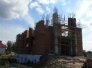 Budowa kościoła: czerwiec - sierpień 2017