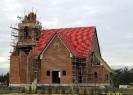 Budowa kościoła: grudzień - luty 2018_19